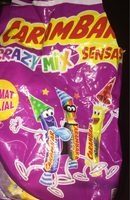 Carambar crazy mix sensas - Product