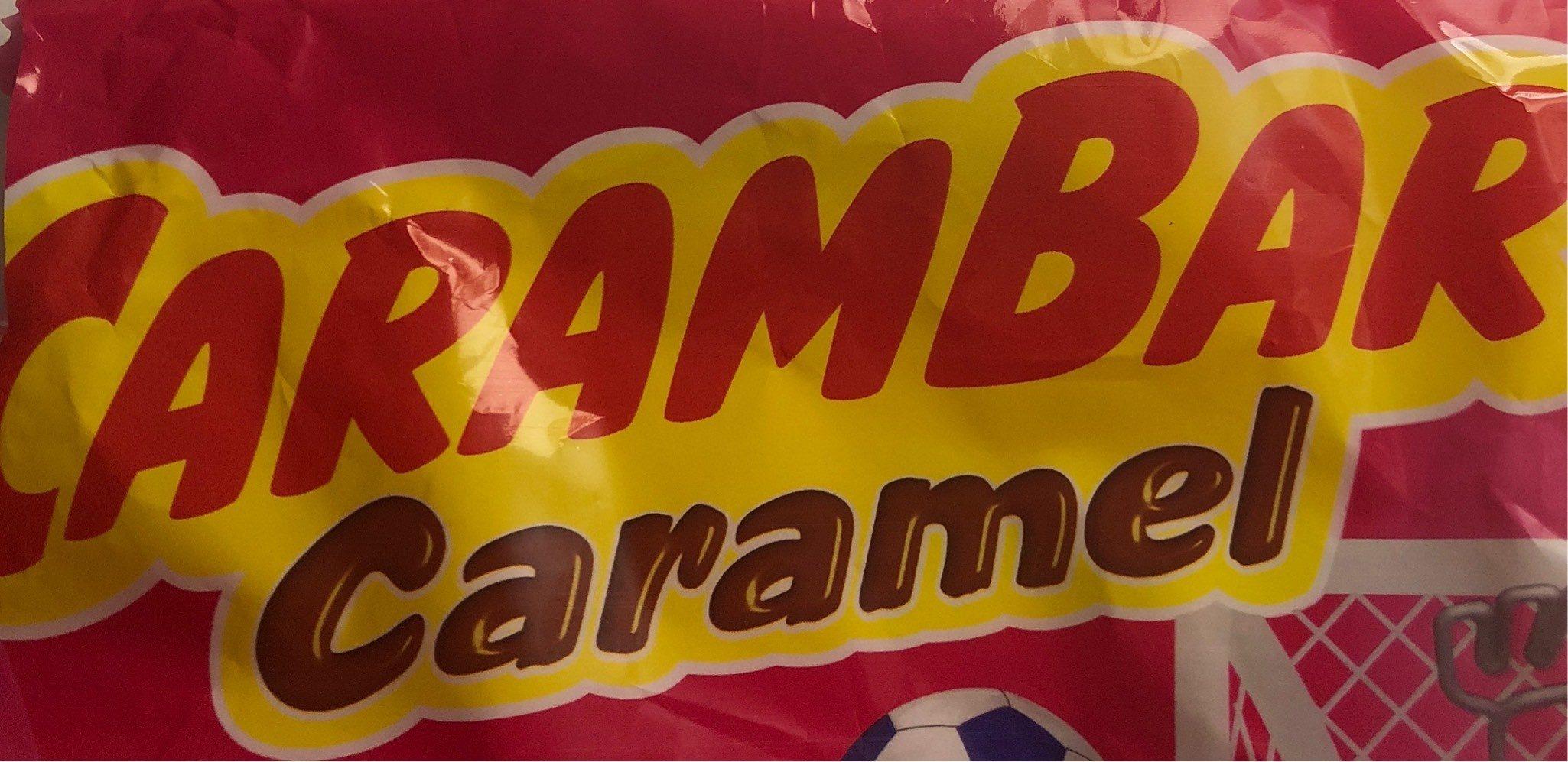Carambar Caramel - Produit - fr