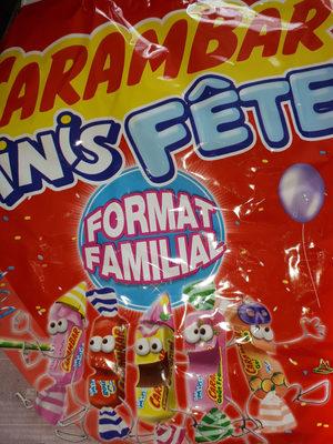 Carambar minis fête - Product - fr