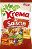 Bonbons Krema Fruits de Saison - Producto