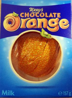 Terry's chocolate orange chocolate ball - Product - en