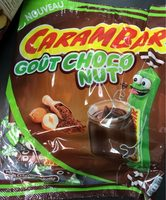 Gout choco nut' - Product