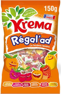 Régal'ad - Bonbon tendre - Producto - fr