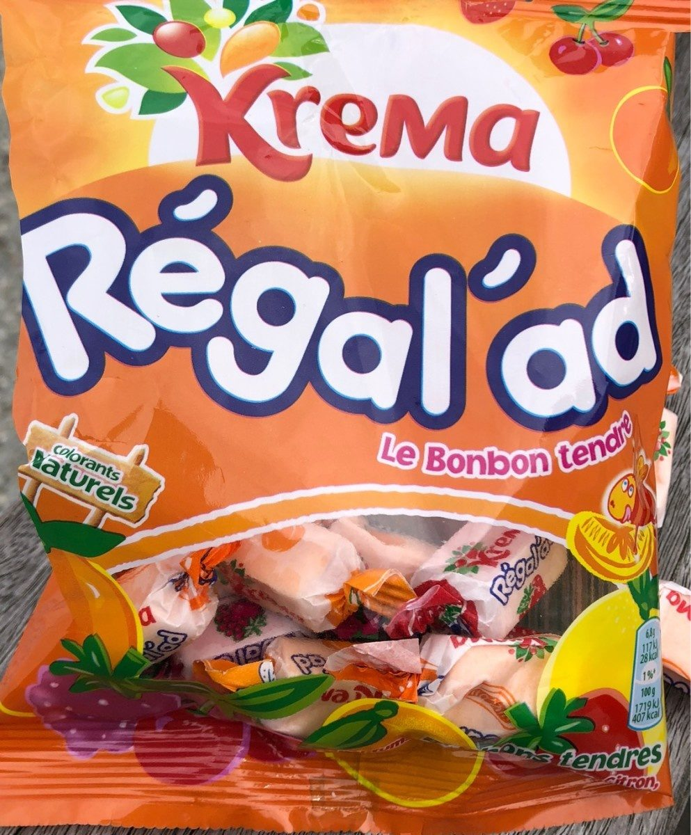 Régal'ad - Product
