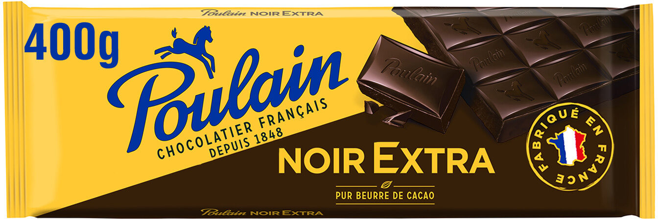 Chocolat noir extra - Producto - fr