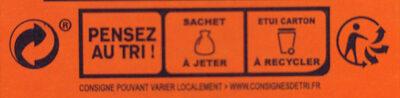 Poudre Poulain Grand Arôme - Instruction de recyclage et/ou informations d'emballage - fr
