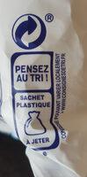 PASTILLES VICHY MENTHE 230G - Instrucciones de reciclaje y/o información de embalaje - fr