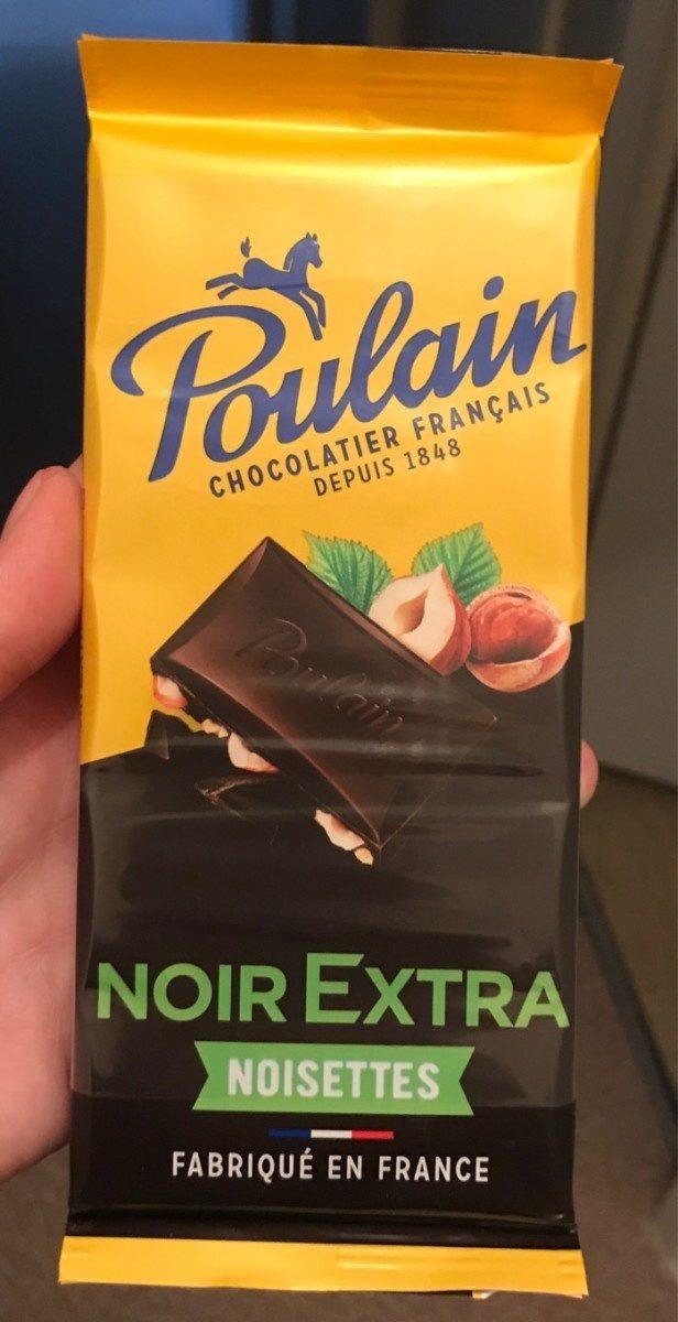 Noir extra noisettes - Product
