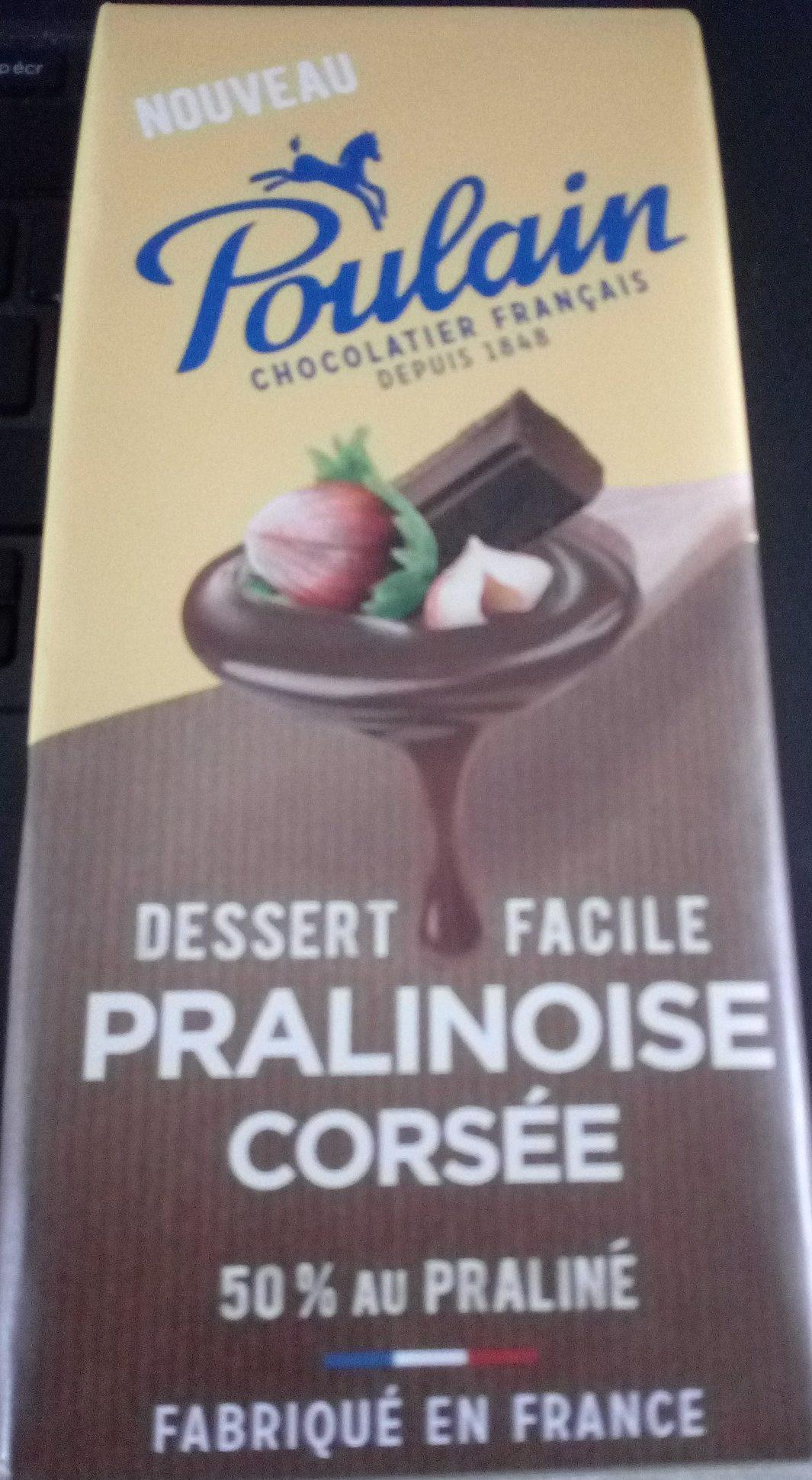 Pralinoise Corsé ☆ - Product