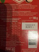 Chocolat au lait spéculoos et noisettes - Ingredients