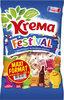 Krema festival - Producto