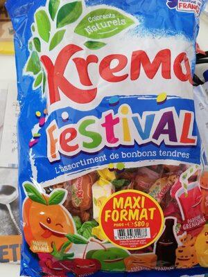 Krema festival - Produit - fr