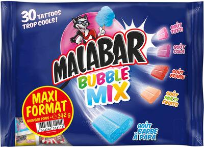 Malabar bubble mix - Produit - fr