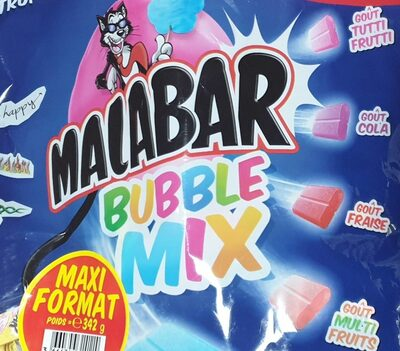Malabar bubble mix - Product - fr