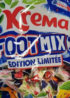 Krema foot mix - Produit - fr