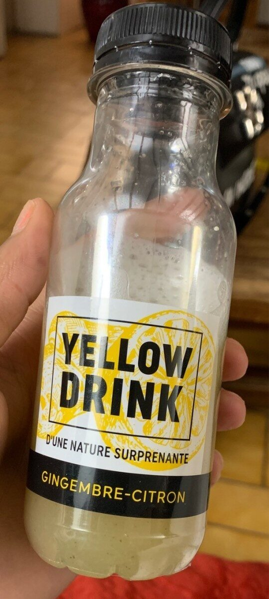 Yellow drink - Product