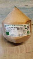 Noix de coco fraiche bio - Product - fr