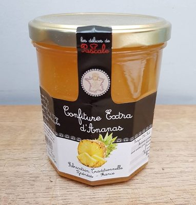 Confiture extra d'ananas - Product
