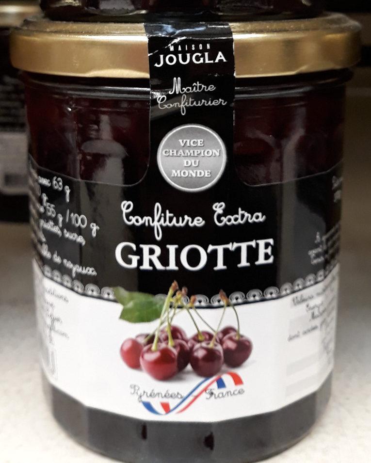 Confiture Extra Griotte - Produit - fr