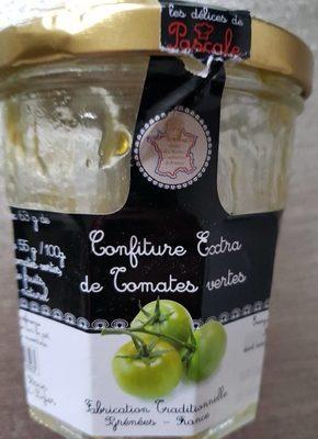 Confiture extra de tomates vertes - Produit - fr