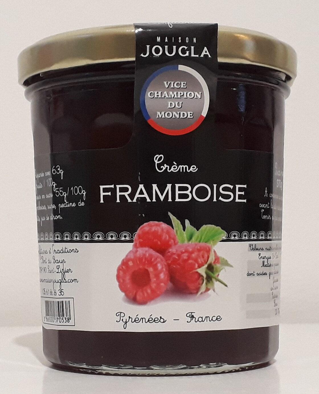 Crème framboise - Prodotto - fr
