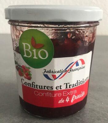 Confitire extra de 4 fruits - Product