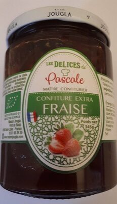 Confiture extra Fraise - Product - fr