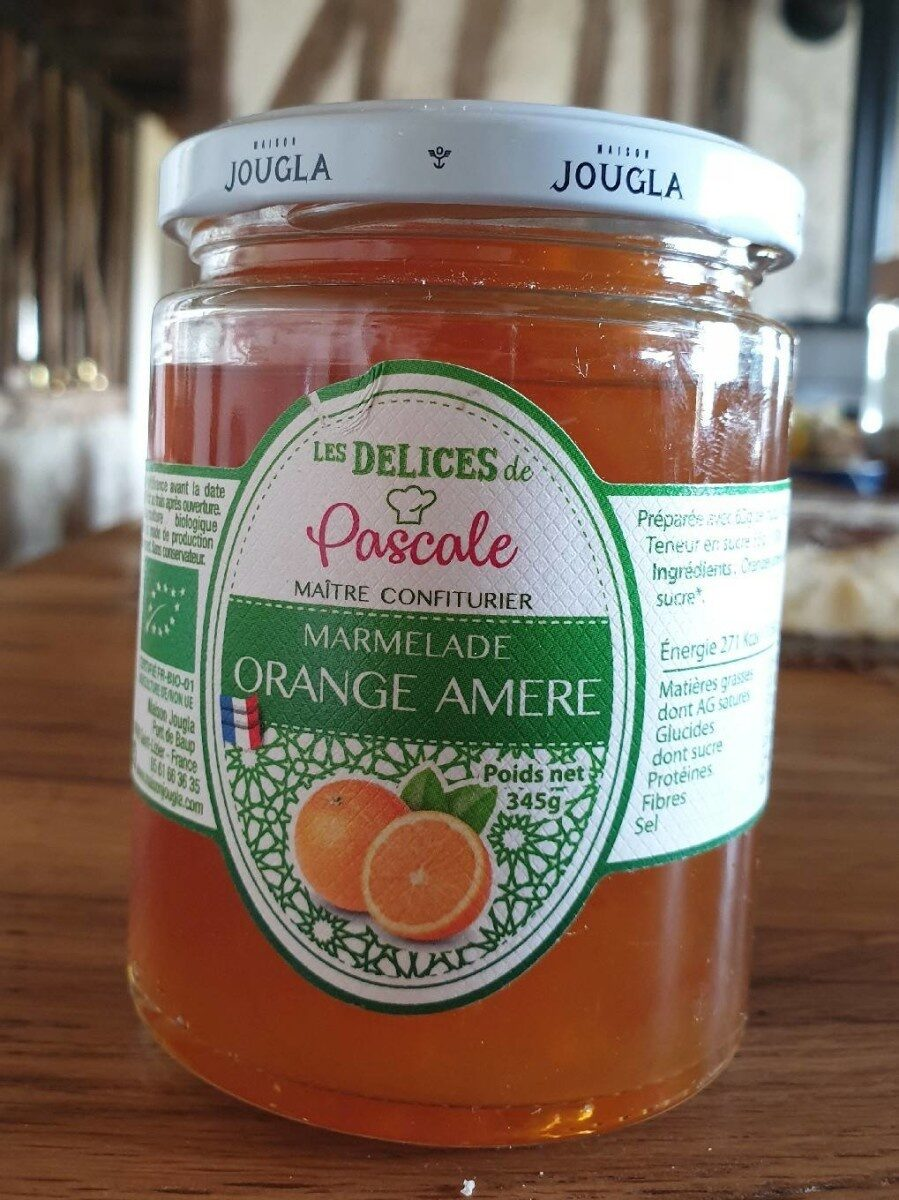 Marmelade Orange Amère - Product - fr