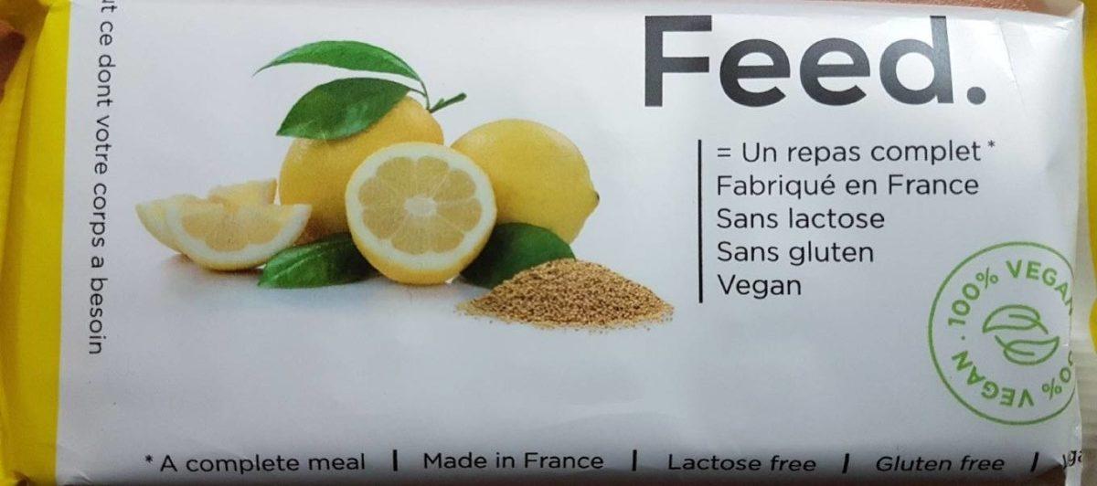 Feed citron amarante - Product - fr