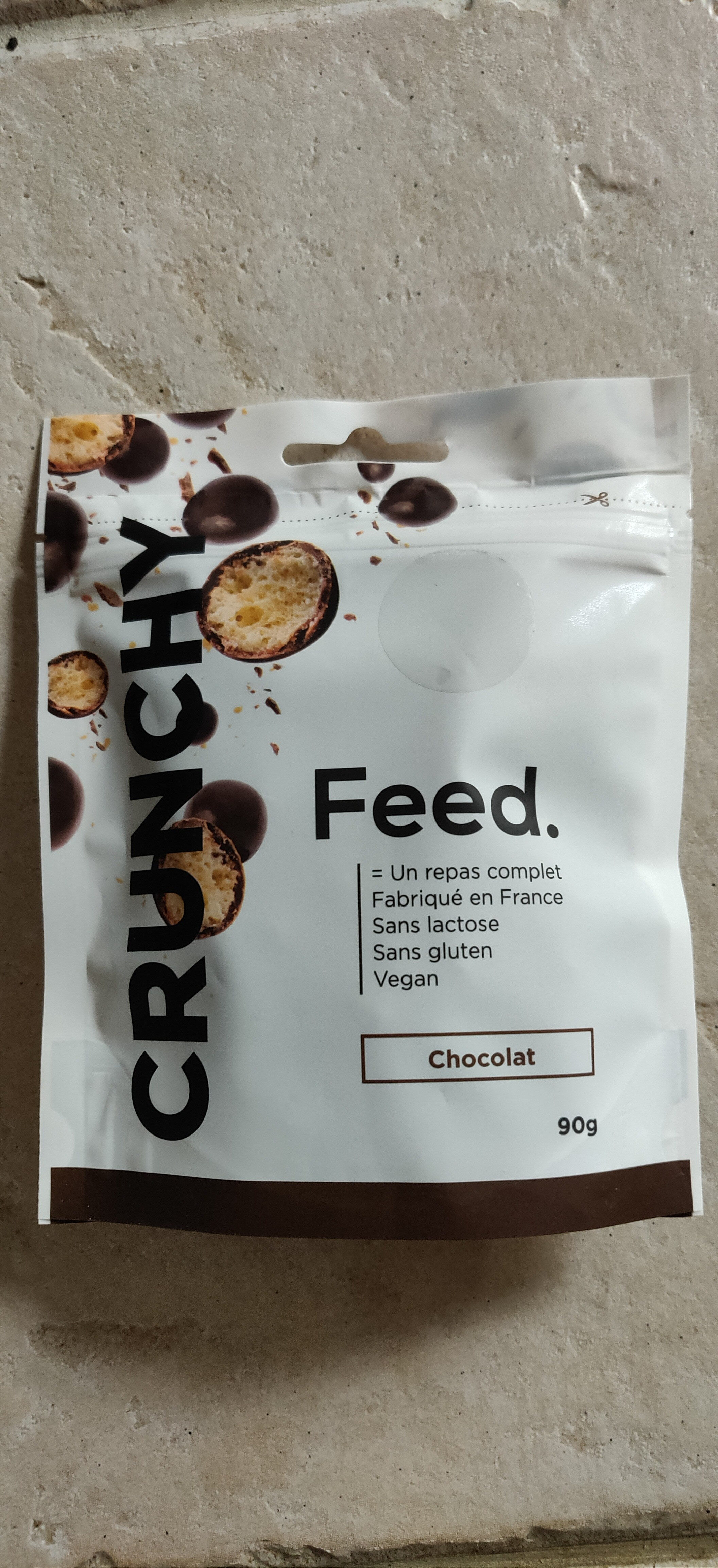 Crunchy - Informations nutritionnelles
