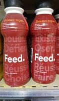 Feed Le repas complet Fruits rouges - Produit - fr