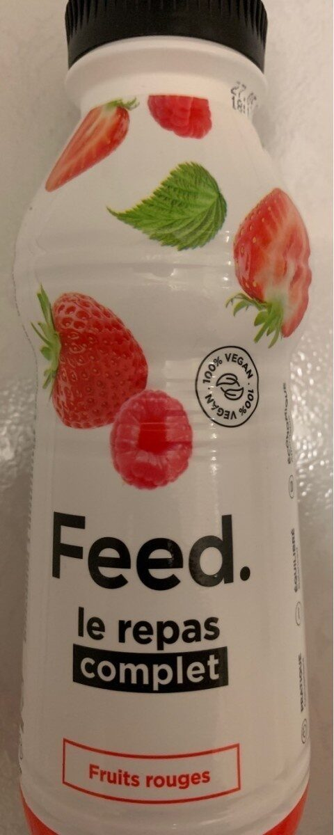 Feed Le repas complet Fruits rouges - Prodotto - fr