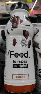 Feed Le repas complet Chocolat - Prodotto - fr