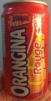 Orangina rouge - Product - fr