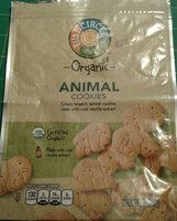Organic Animal Cookies - Product - en