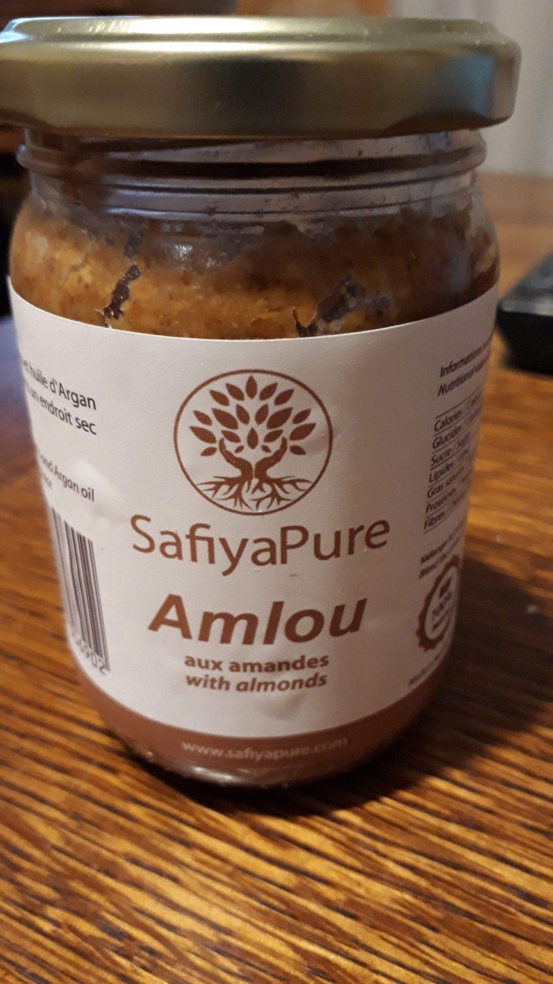 AMLOU 100 % NATURE - Product - fr