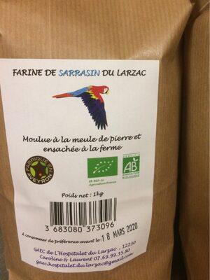 Farine de sarrasin Bio dularzac - Product