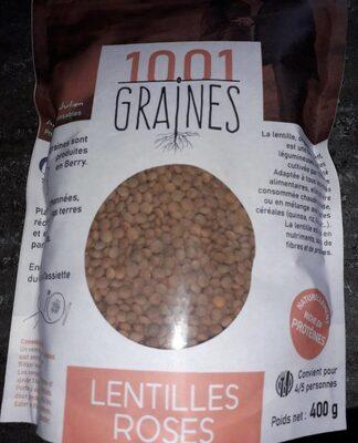 Lentilles roses - Product - fr