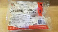 Raviolis Pékinois surgelés - Produit