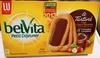 """Belvita petit déjeuner """"le tartiné"""" - Produit"""