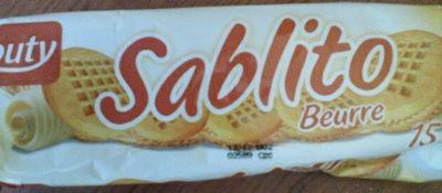 SABLITO - Produit