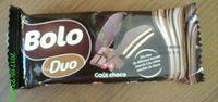 Bolo Duo Chocolat - Produit