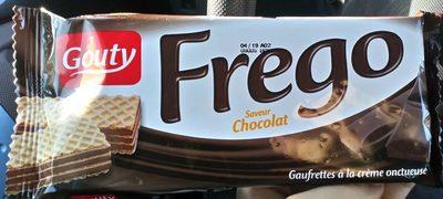 Frego saveur chocolat - Produit - fr