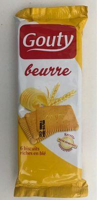Beurre - Produit