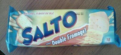 SALTO DOUBLE FROMAGE GM - Produit