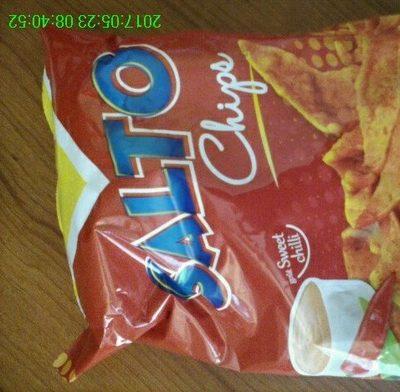 SALTO CHIPS - Produit - fr