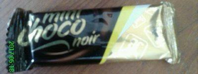 Mini Choco NOIR - Product