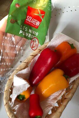 Les minis poivrons - Product