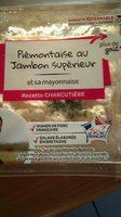 Piémontaise au jambon supérieur - Produit