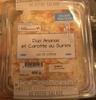 Duo Ananas et Carotte au Surimi - Product